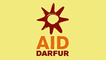Aid Darfur banner logo