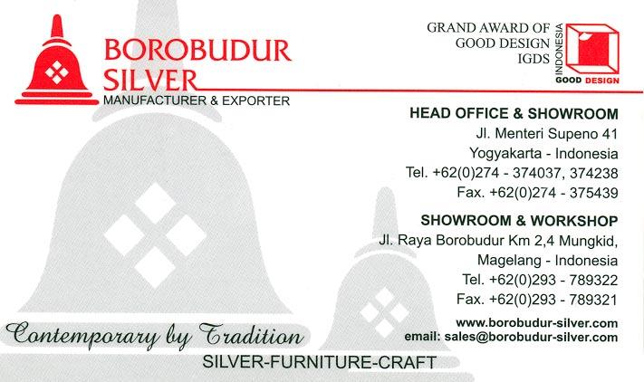 Borobudur Silver