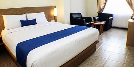 D-Inn hotel room