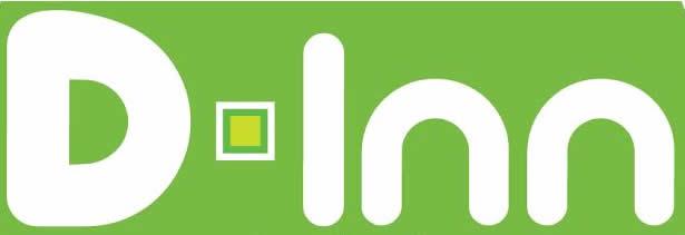 D-Inn hotel groot logo