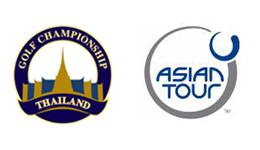 Logo Thailand Asian tour