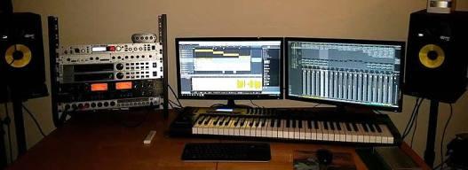 HeMuPro geluid studio foto