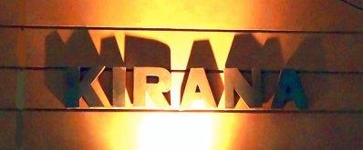 Front hotel Kirana