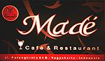 Made Cafe & Restaurant in Yogyakarta Indonesia
