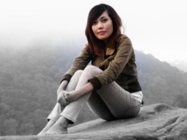 I'm Miss Lyna Apriani  Bandung Indonesia and WajahAsia member