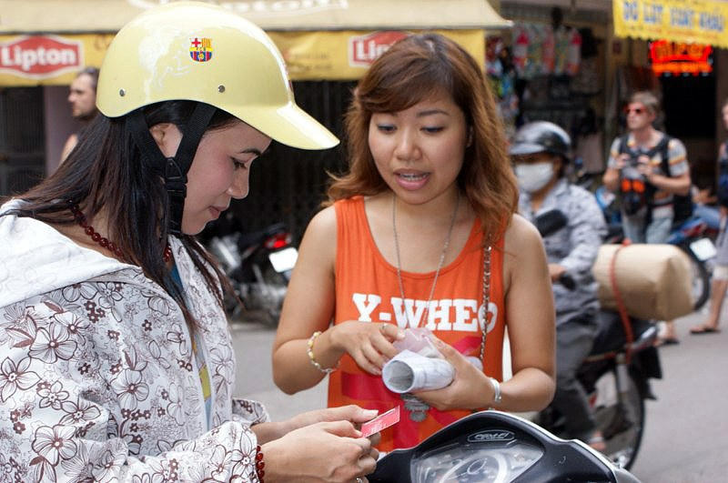 I'm Miss Mimi, HaNoi City Vietnam