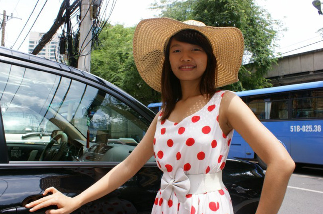 I am Miss Thao Dang Ngoc Phuong from Ho Chi Minhstad VietNam