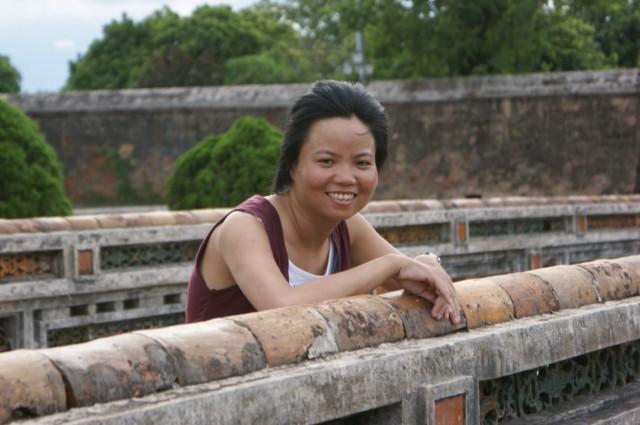 I'm Miss Tu, Hue City VietNam and WajahAsia member
