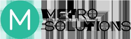 Metro solutions logo