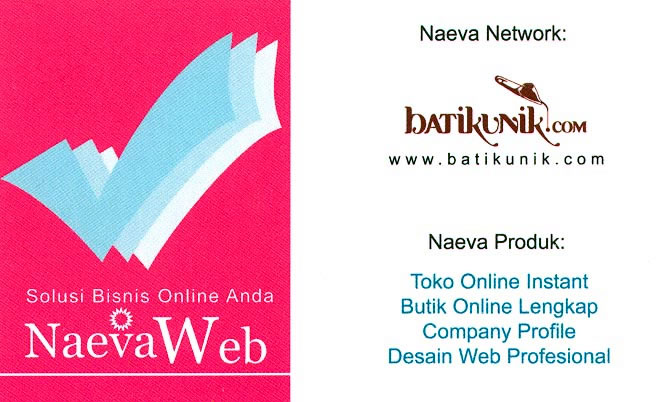 Naevawebbusinesscard
