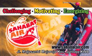 Saharabat rafting picture