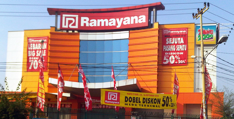 Ramayana supermarket