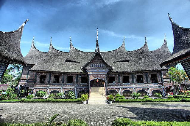 Taman Mini Indah Indonesia Wajah Asia