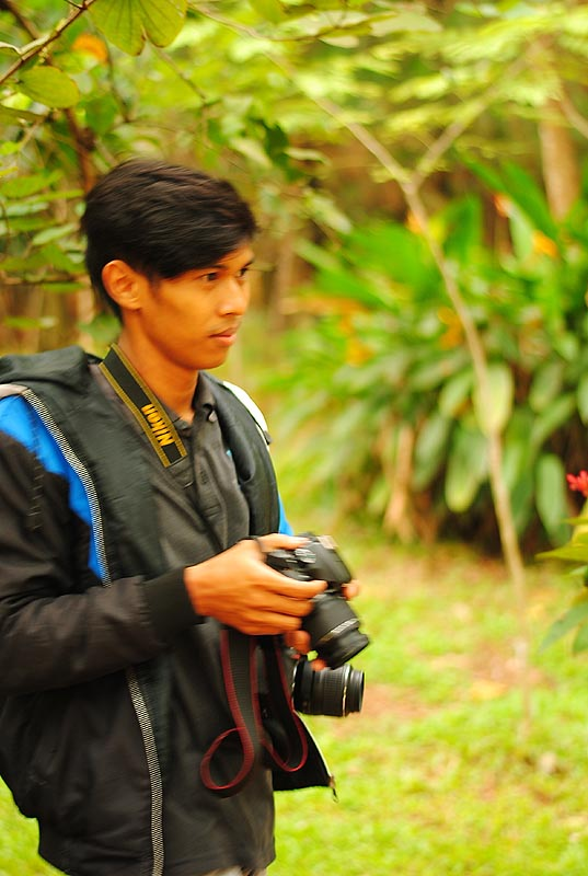 Hello, I am the man behind TamTam Fotography
