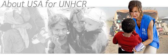 USA for UNHCR foto