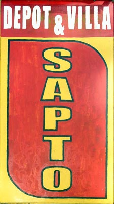 Depot&Villa Sapto bord