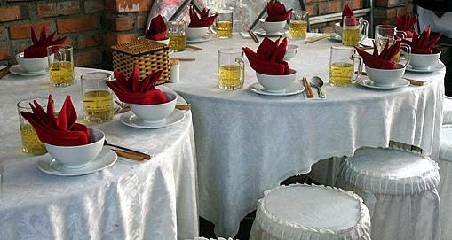 Waterland ronde tafels