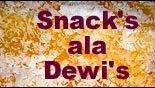 snacks ala Dewilogobanner