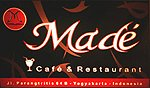 Made Cafe & Restaurant in Yogyakarta Indonesia