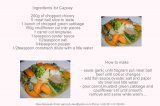 Dewi kitchen menu   Cooking photographs