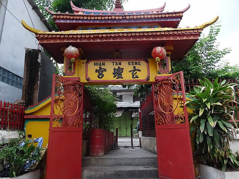 Hian Tan Keng temple