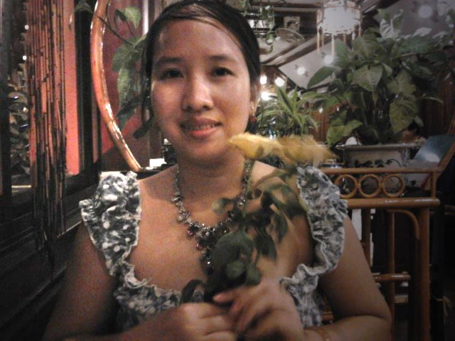 My name is Miss Diem Nguyen owner of  Hong Diem travel in Hanoi VietNam