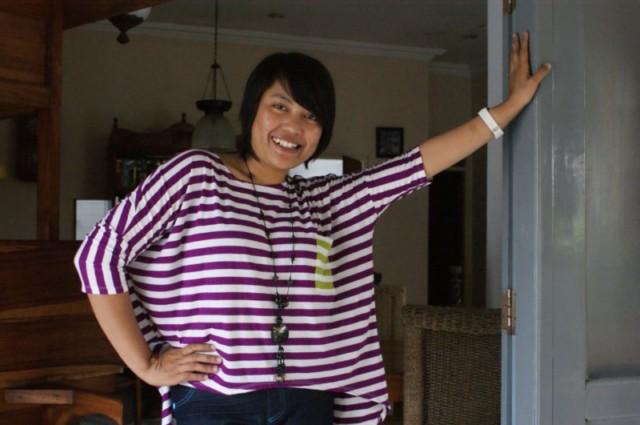 Miss Neva. Yogyakarta Indonesia