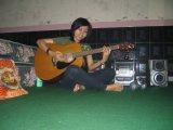 Yogyakarta, 14-05-2011 - Adex KuMala and her band Metallica