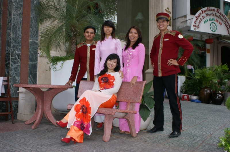 Vietnamese Traditional Costume