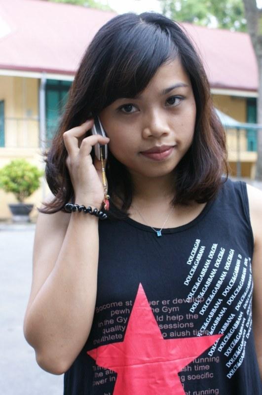 Nguyen Thu Trang 2012