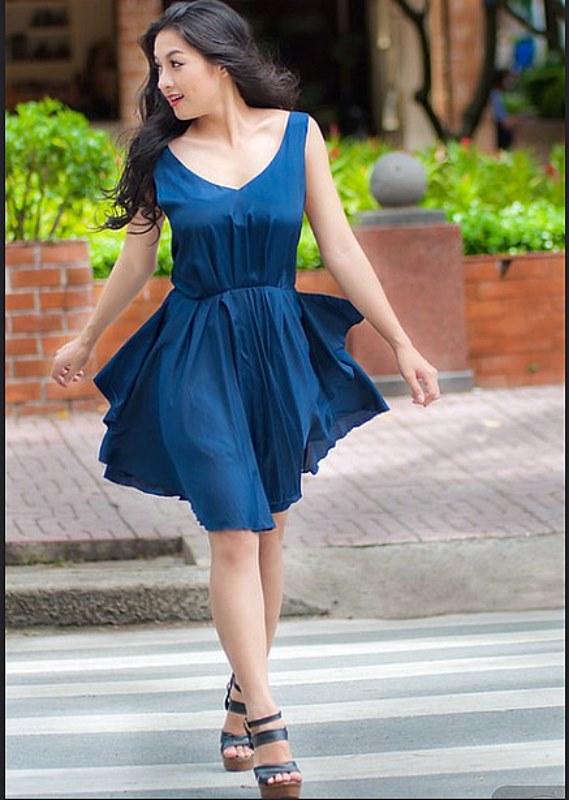 Miss Vietnam 2006 Mai Phuong Thuy