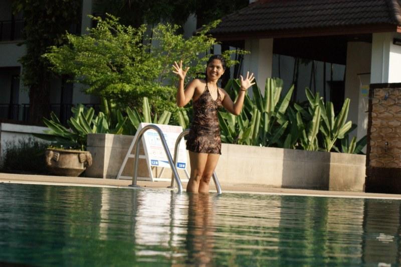WajahAsia July Lady - 2015 Panitchanan Pankampa (Miss Atom)