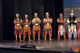 Gamelan music and dance